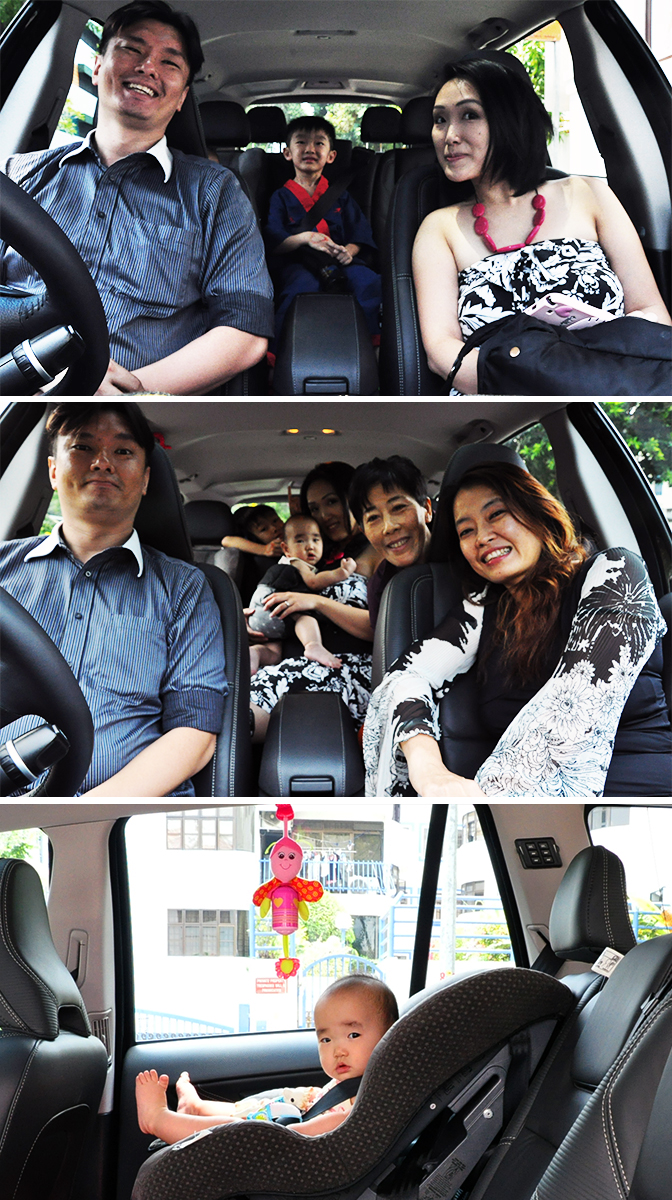 Volvo-Family