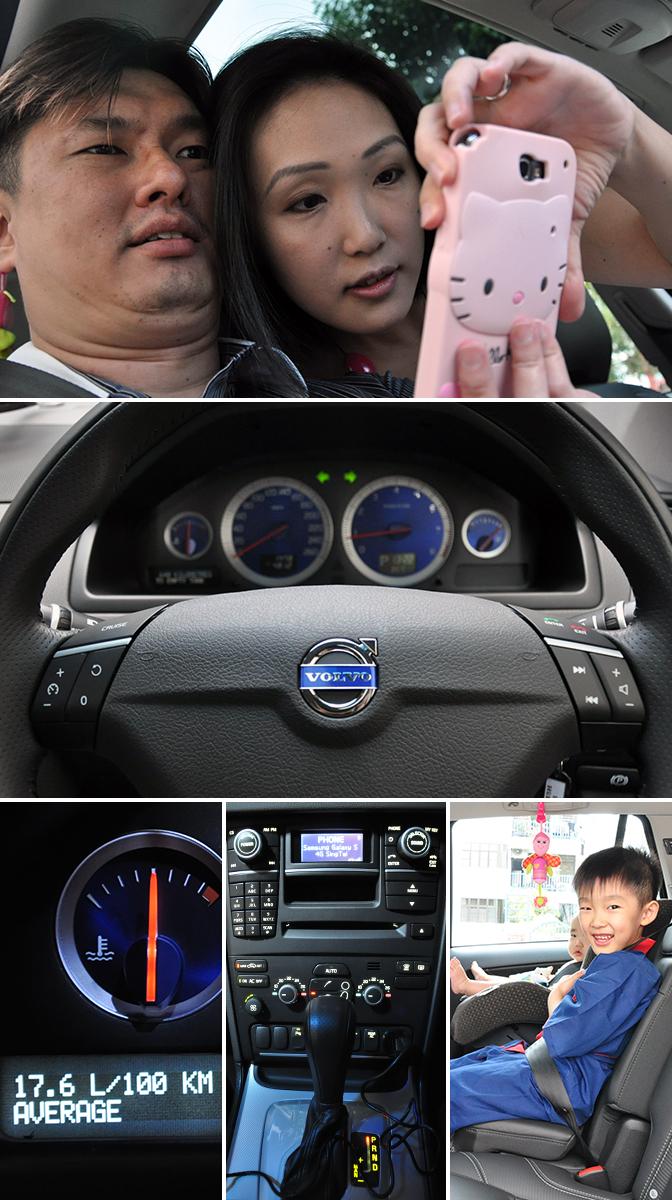 Volvo-details
