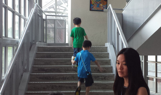P1-Orientation-Stairs